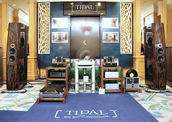 TIDAL at the Hanoi Audio Show 2013