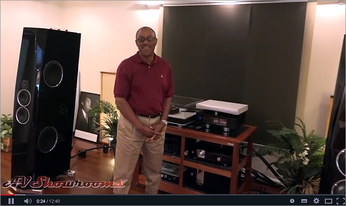 TVTI presents a TIDAL System at AV-Showrooms