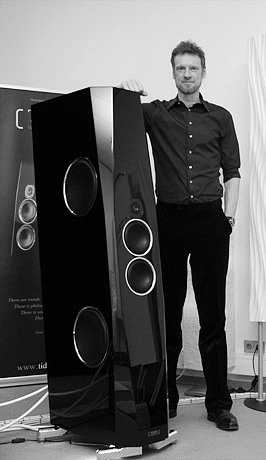 HIGH END show 2012 in Munich – TIDAL's Watershed Moment: The Agoria Loudspeaker