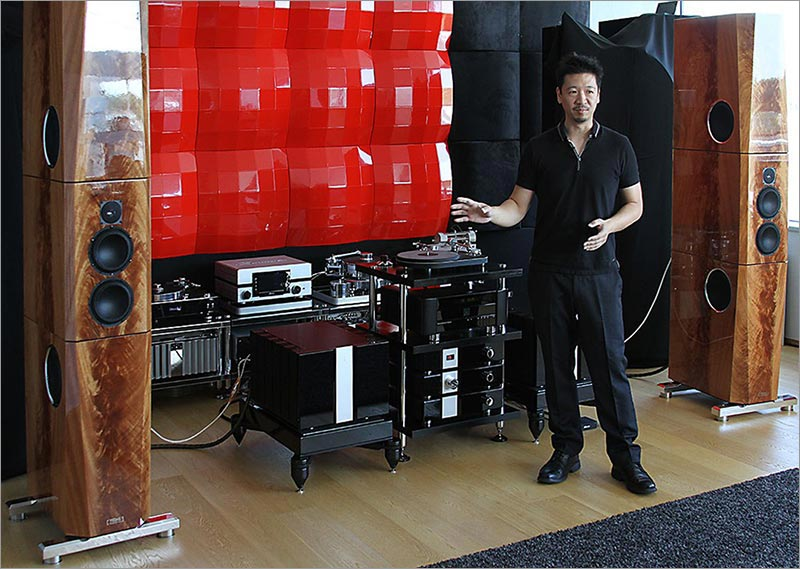 WYNN Audio TIDAL event in Vancouver
