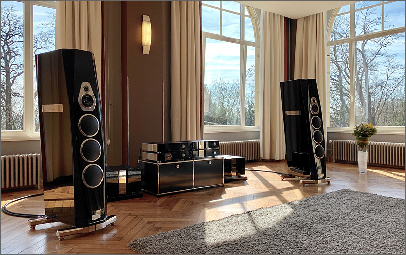 REFERENCES | TIDAL – ultimate audio systems since 1999